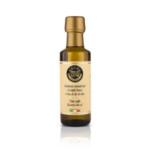 olio oliva al tartufo bianco
