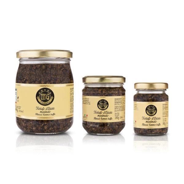 Minced summer truffle